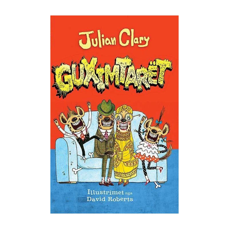 Guximtaret, Julian Clary