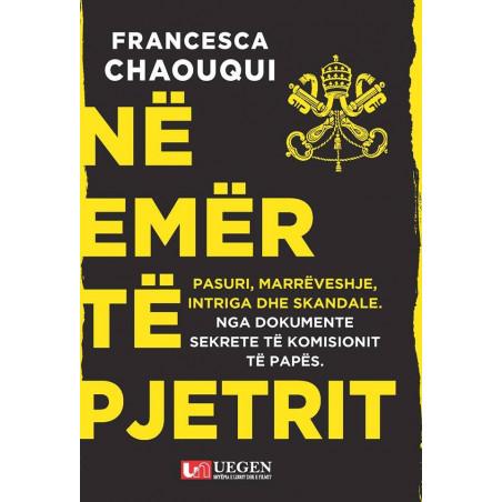 Ne emer te Pjetrit, Francesca Chaouqui