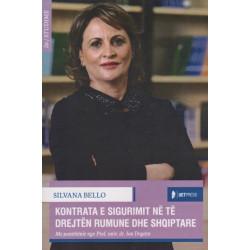 Kontrata e sigurimit ne te drejten rumune dhe shqiptare, Silvana Bello