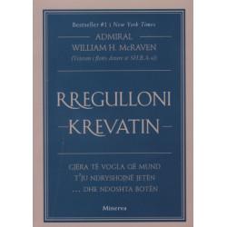 Rregulloni krevatin, William H. McRaven