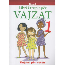 Libri i Trupit per Vajzat, Valorie Schaefer, libri i pare