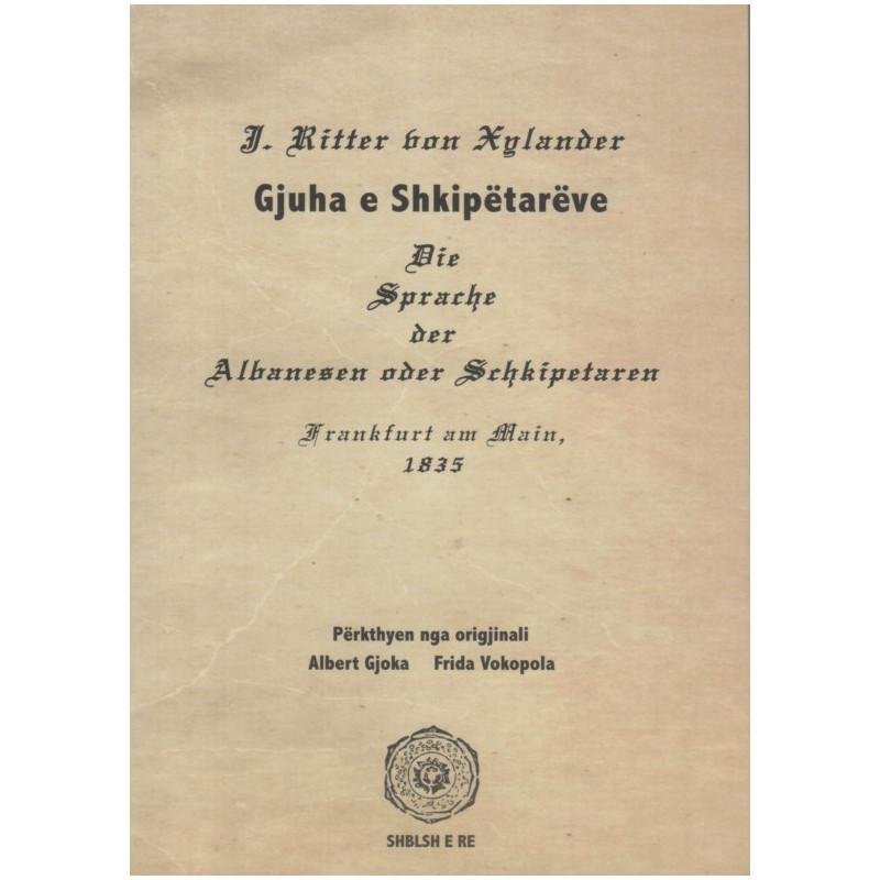 Gjuha e shkipetareve, J. Ritter von Xylander