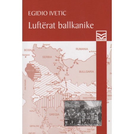 Lufterat Ballkanike, Egidio Ivetic