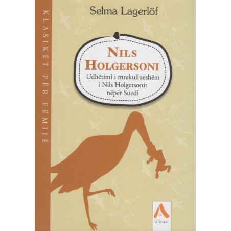 Udhetimi i mrekullueshem i Nils Holgersonit neper Suedi, Selma Lagerlof
