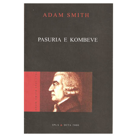 Pasuria e Kombeve, Adam Smith