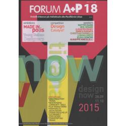 Forum A + P, numri 18