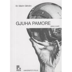 Gjuha pamore, Gezim Qendro, pjesa e pare