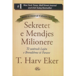 Sekretet e Mendjes Milionere, T. Harv Eker