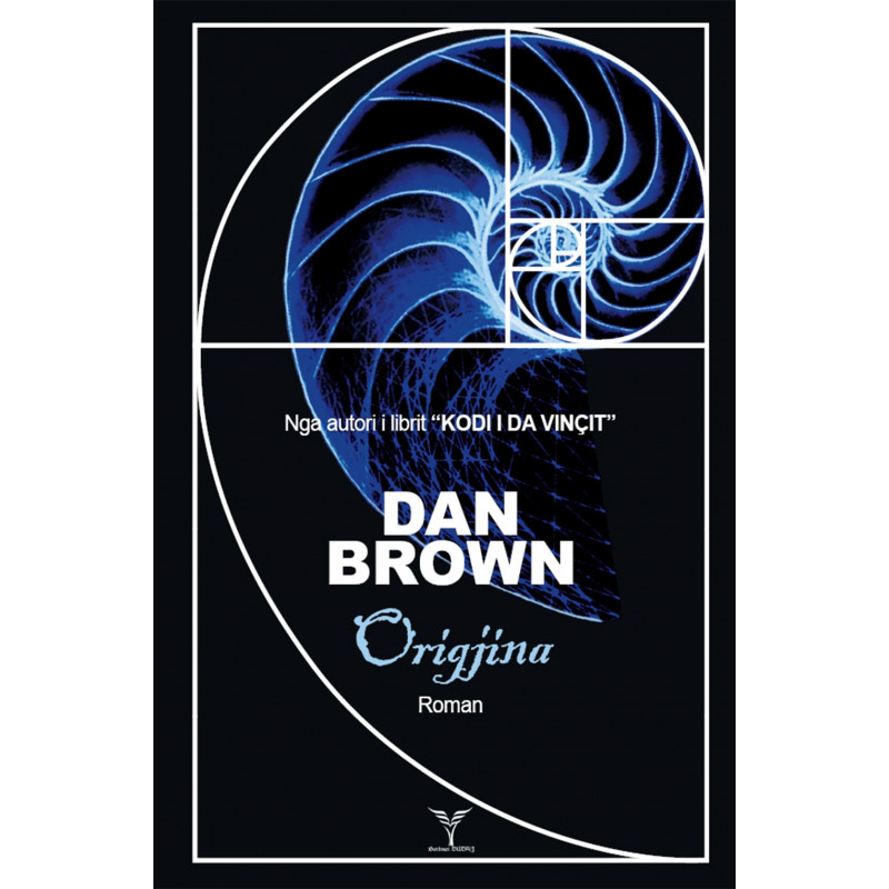Origjina, Dan Brown