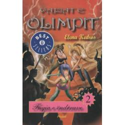 Vajzat e Olimpit, Fuqia e endrrave, Elena Kedros, libri i dyte