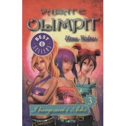 Vajzat e Olimpit, I burgosuri i Ades, Elena Kedros, libri i trete