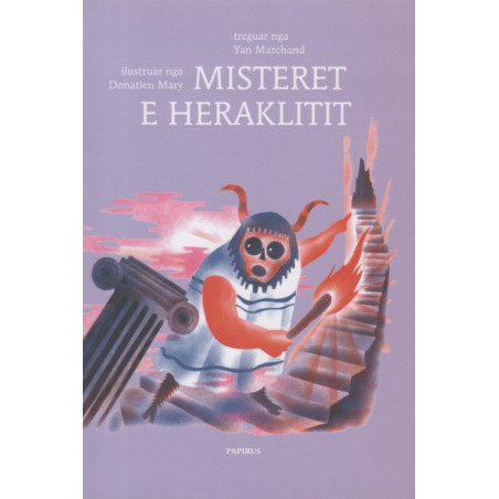 Misteret e Heraklitit, Yan Marchand, Donatien Mary