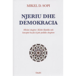 Njeriu dhe demokracia, Mikel D. Sopi