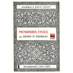 Mosbindja civile, Henry D. Thoreau