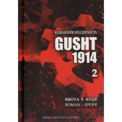 Gusht 1914, Aleksander Sollzhenjicin, vol. 2
