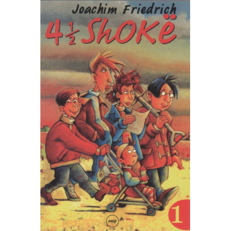 4 ½ shoke, Joachim Friedrich, libri i pare