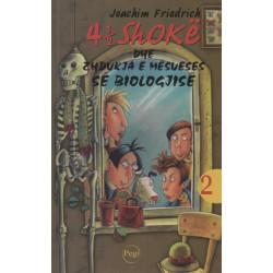 4 ½ shoke dhe zhdukja e mesueses se biologjise, Joachim Friedrich, libri i dyte