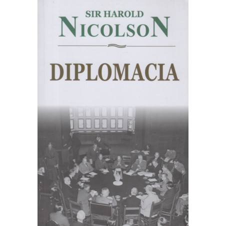 Diplomacia, Harold Nicolson