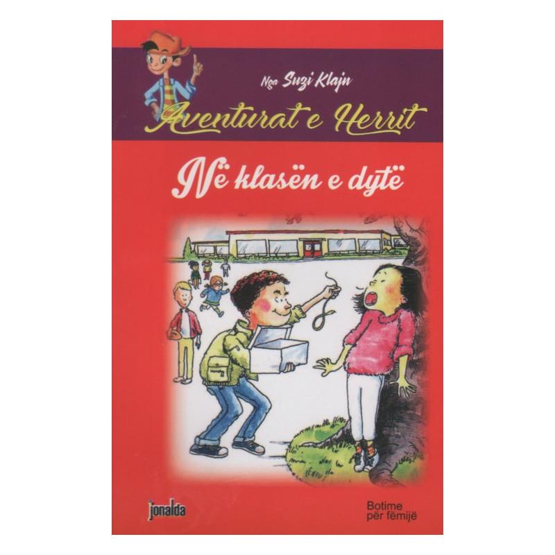 Aventurat e Herrit, Ne klasen e dyte, Suzi Klajn, libri i pare