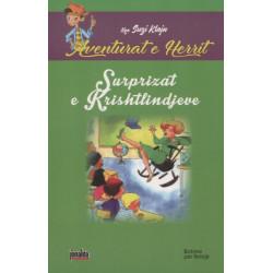 Aventurat e Herrit, Surprizat e Krishtlindjeve, Suzi Klajn, libri i shtate