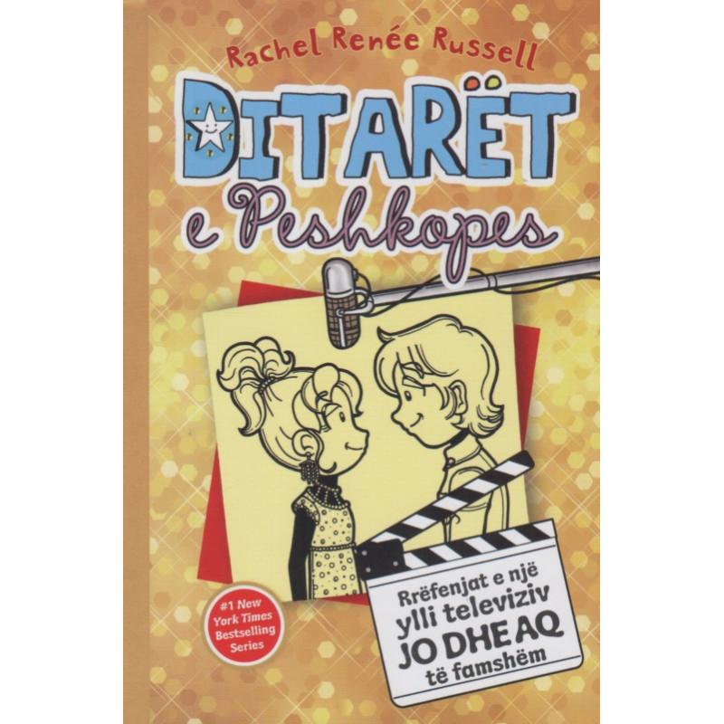 Ditaret e Peshkopes, Rrefenjat e nje ylli televiziv jo dhe aq te famshem, Rachel Renee Russell, libri i shtate