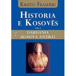 Historia e Kosoves, Prof. Kristo Frasheri, vol. 1
