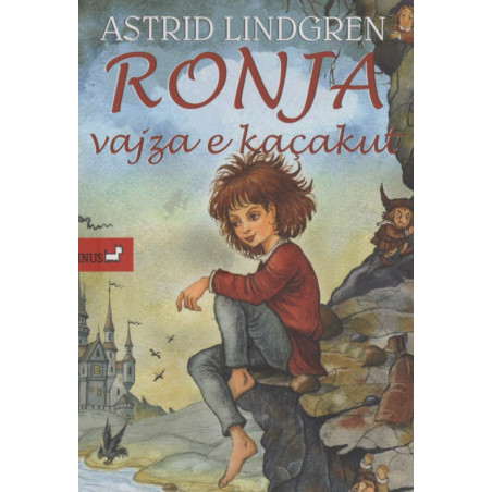 Ronja, vajza e kacakut, Astrid Lindgren