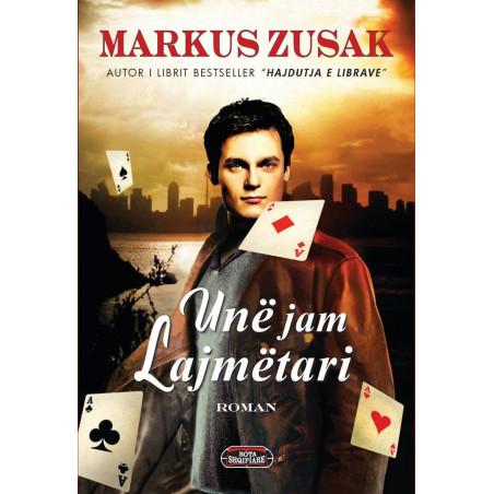 Une jam lajmetari, Markus Zusak