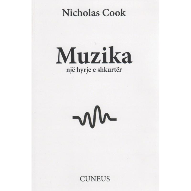 Muzika, një hyrje e shkurtër, Nicholas Cook
