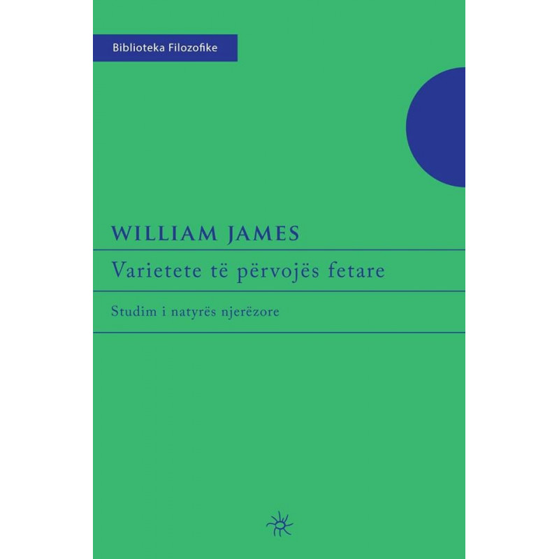 Varietete te pervojes fetare, William James