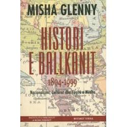 Histori e Ballkanit, Misha Glenny