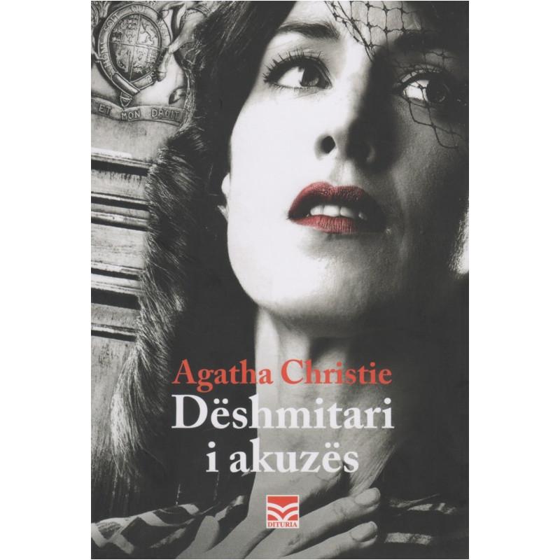 Deshmitari i akuzes, Agatha Christie