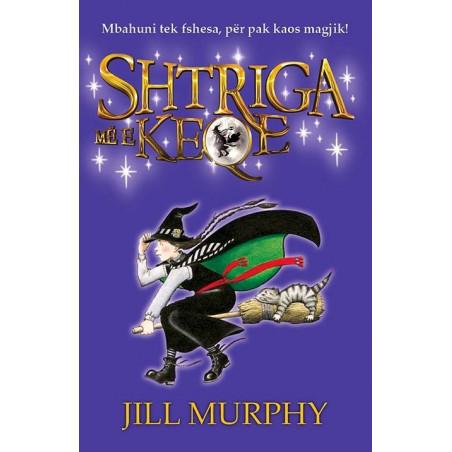 Shtriga me e keqe, Jill Murphy, libri i pare