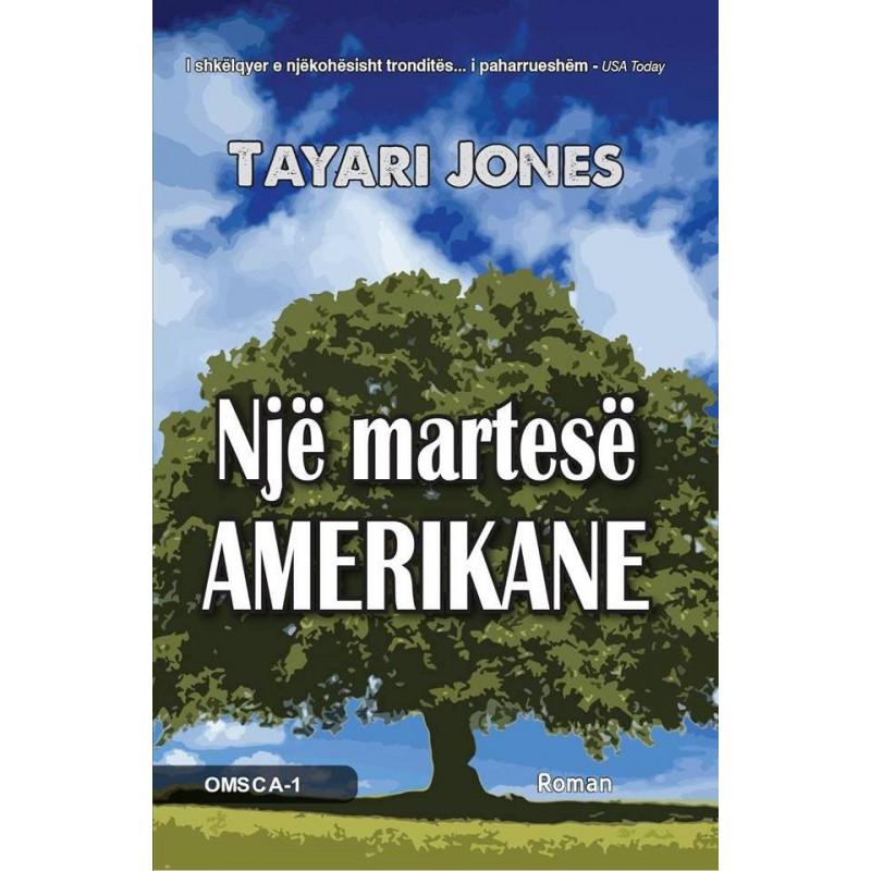 Nje martese amerikane, Tayari Jones