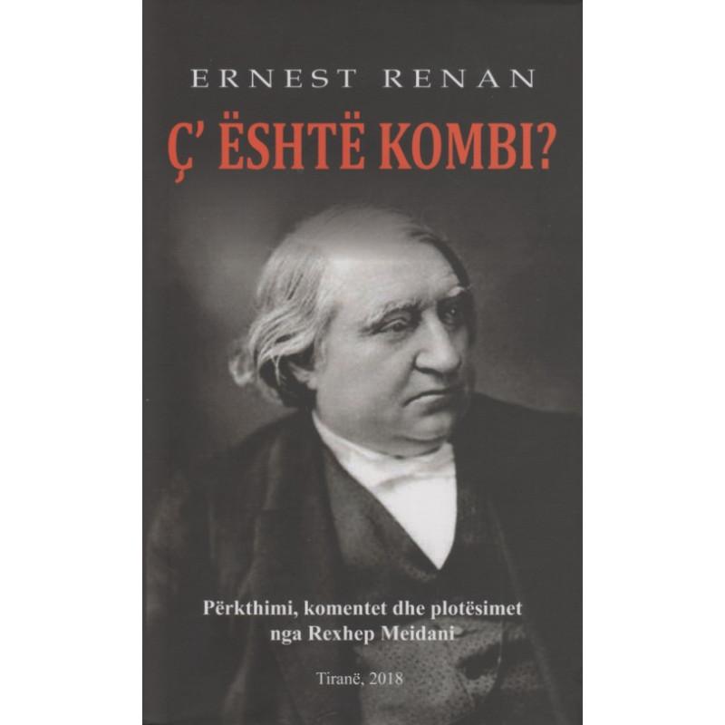 C'eshte kombi, Ernest Renan