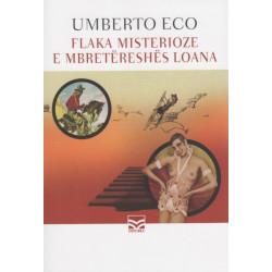 Flaka misterioze e mbretereshes Loana, Umberto Eco