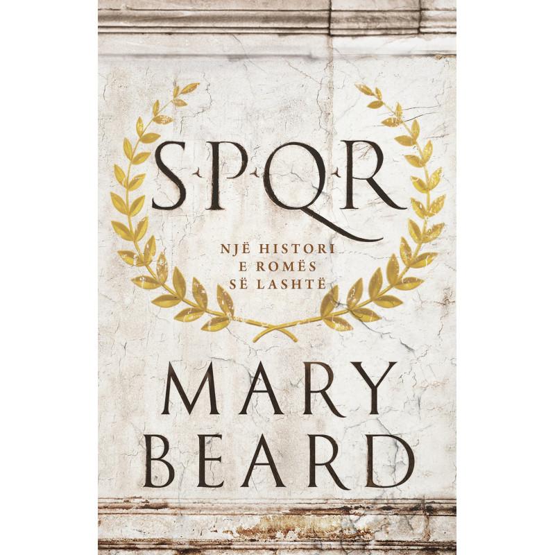 SPQR, Një Histori e Romës së Lashtë, Mary Beard