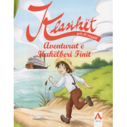 Aventurat e Hakelberi Finit, Mark Tuein, pershtatje per femije