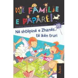 Nje familje e papare, Ne shtepine e Zhanes te iken truri, libri 15