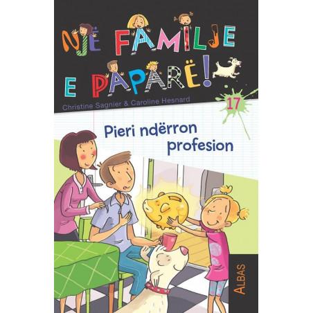 Nje familje e papare, Pieri nderron profesion, libri 17