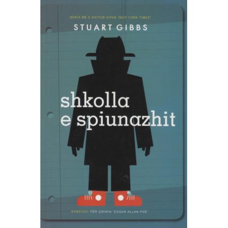 Shkolla e spiunazhit, Stuart Gibbs, vol. 1