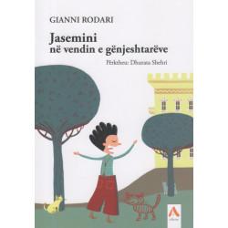 Jasemini ne vendin e genjeshtareve, Gianni Rodari