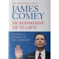 Me besnikerine me te larte, James Comey