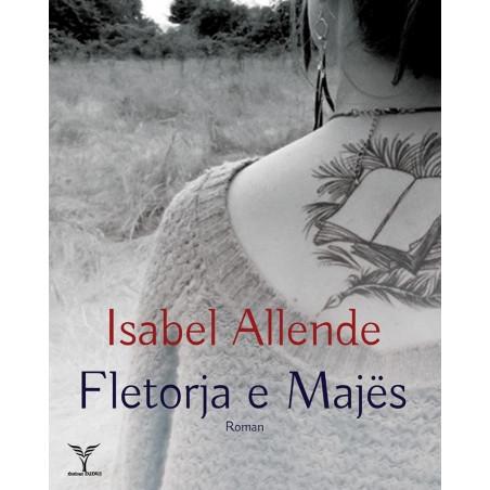 Fletorja e Majes, Isabel Allende
