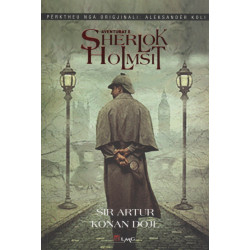 Aventurat e Sherlok Holmsit, Artur Konan Dojl, vol. 4