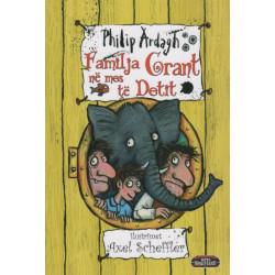 Familja Grant ne mes te detit, Philip Ardagh, libri i dyte