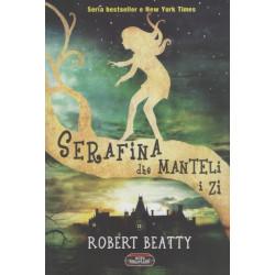 Serafina dhe Manteli i Zi, Robert Beatty, libri i pare