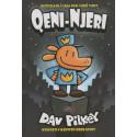 Qeni - njeri, Dav Pilkey, libri i pare