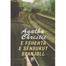 E fshehta e sendukut spanjoll, Agatha Christie