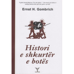 Histori e shkurter e botes, Ernst H. Gombrich
